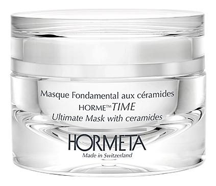 Купить Восстанавливающая маска для лица с церамидами ОрмеТАЙМ Masque Fondamental Aux Ceramides 50мл, HORMETA