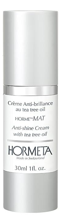 Матирующий крем для лица с эфирным маслом чайного дерева ОрмеМАТИРОВАНИЕ Creme Anti-Brillance Au Tea Tree Oil 30мл