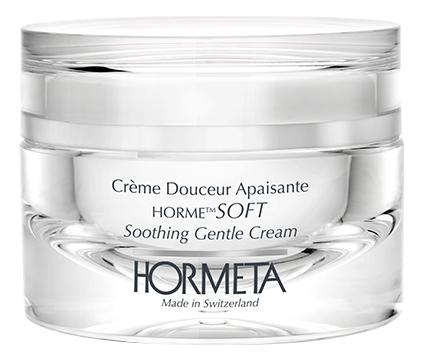 Нежный успокаивающий крем для лица ОрмеСОФТ Creme Douceur Apaisante 50мл успокаивающий крем для лица calm ultra hydratante creme apaisante 40мл