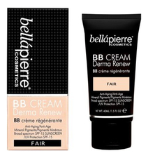 Bellapierre Cosmetics BB-крем для лица BB Cream Derma Renew SPF15 40мл