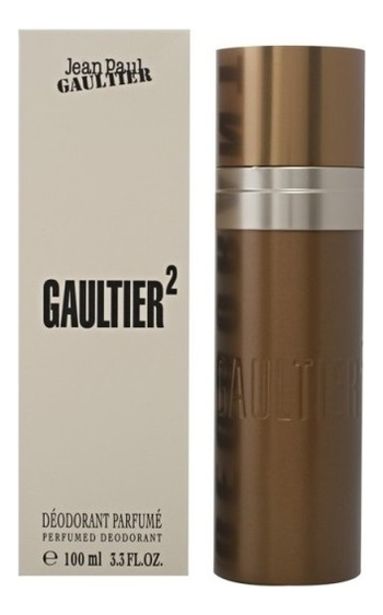 Фото - Gaultier 2: дезодорант 100мл jean paul gaultier soleil юбка до колена