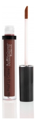 Минеральная кремовая помада Kiss Proof Lip Crеme 3,8г: Brown Shell