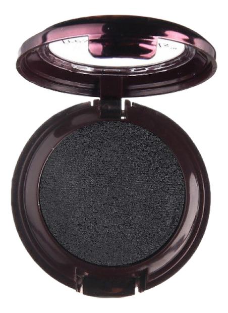 Компактные тени для век с минералами Mineral Pressed Eyeshadow 1,5г: Rich Black