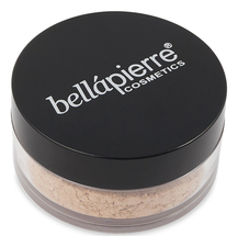 Bellapierre Cosmetics Рассыпчатая пудра с минералами 5 в 1 Mineral Foundation SPF15  9г