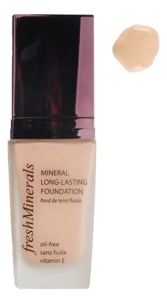 Стойкая тональная основа под макияж Mineral Long-Lasting Foundation 30мл: Lys Rose
