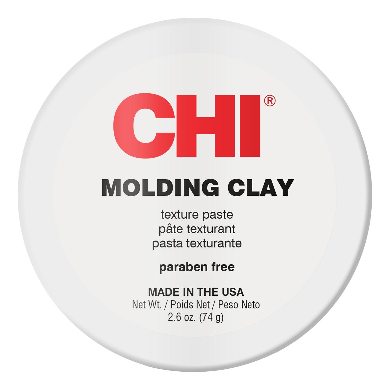 Купить Текстурирующая паста для волос Molding Clay Texture Paste 74г, CHI