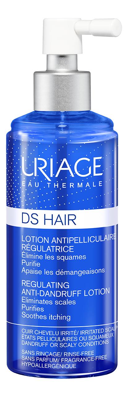 Регулирующий лосьон-спрей для кожи головы DS Lotion Antipelliculaire Regulatrice 100мл, Uriage  - Купить