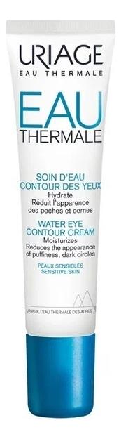 Купить Увлажняющий крем для кожи вокруг глаз Eau Thermale Soin d'Eau Contour Des Yeux 15мл, Uriage