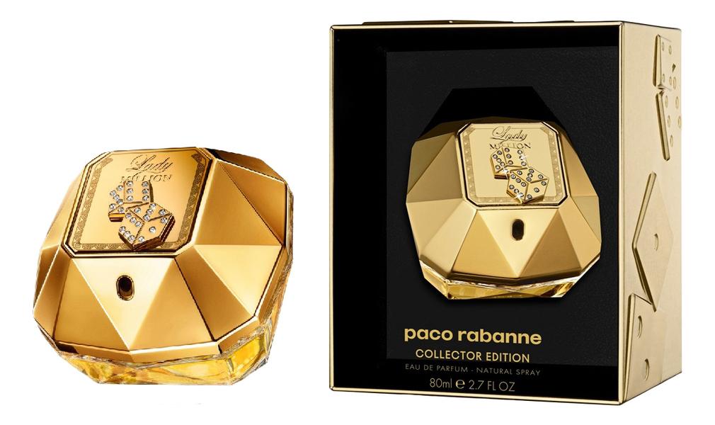 Paco Rabanne Lady Million Monopoly: парфюмерная вода 80мл paco rabanne lady million monopoly парфюмерная вода 80мл