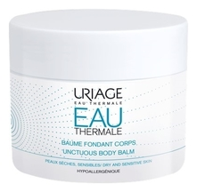 Uriage Бальзам для тела Eau Thermale Baume Fondant Corps Unctuous Body Balm 200мл