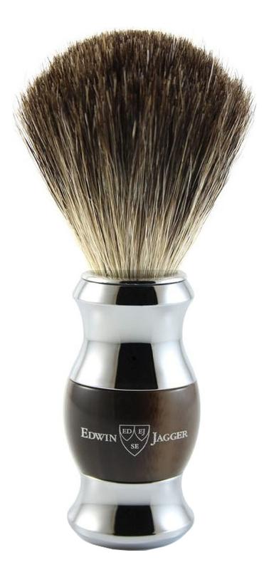 Помазок для бритья 81SB352CR (щетка барсучий ворс) помазок для бритья 81sb353cr щетка барсучий ворс