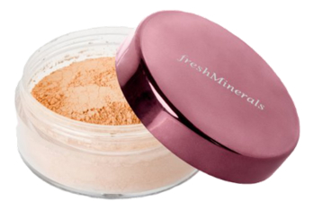 Рассыпчатая пудра-основа с минералами Mineral Loose Powder Foundation 11г: Natural