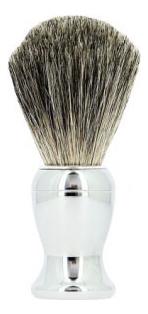 Помазок для бритья 81SB719CR (щетка барсучий ворс) помазок для бритья 81sb353cr щетка барсучий ворс