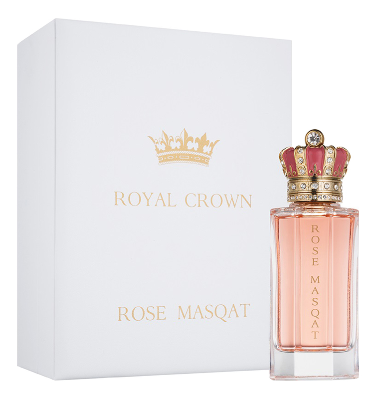 Royal Crown Rose Masquat : парфюмерная вода 100мл