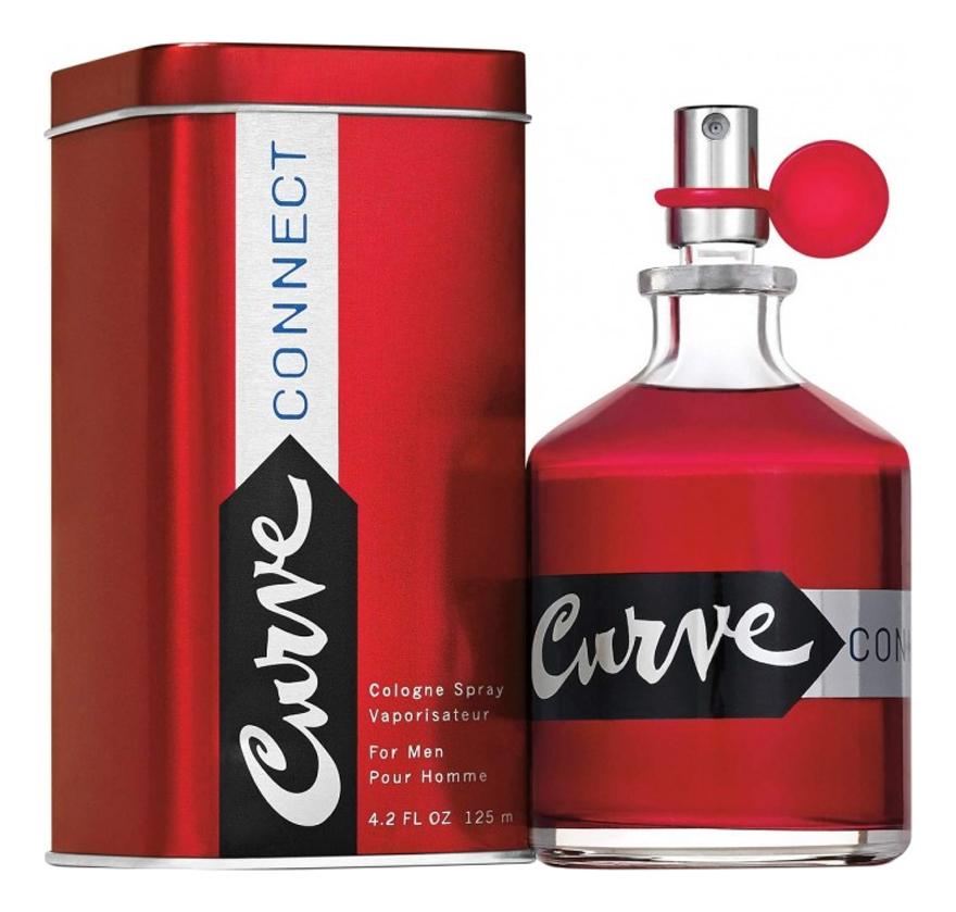 Купить Liz Claiborne Curve Connect for Men: одеколон 125мл