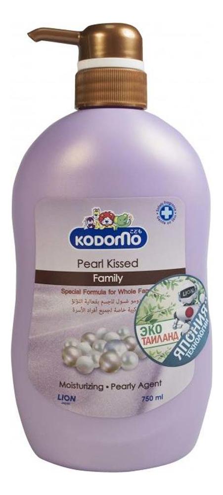 Крем-гель для душа Жемчужный поцелуй Kodomo Pearl Kissed Family 750мл недорого