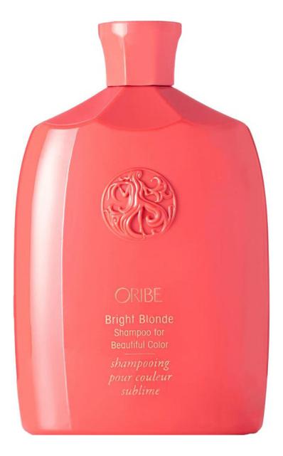 Шампунь для светлых волос Bright Blonde Shampoo For Beautiful Color: Шампунь 250мл шампунь для светлых и седых волос ds blonde shampoo шампунь 250мл