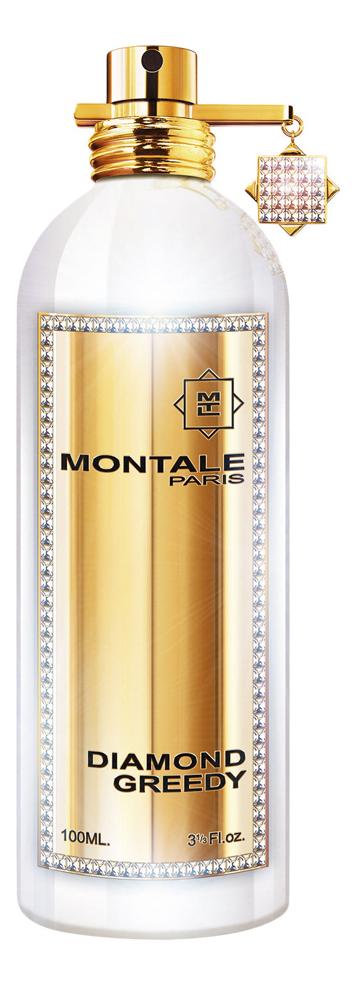 Купить Diamond Greedy: парфюмерная вода 100мл, Montale