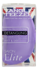 Tangle Teezer Расческа для волос Salon Elite Purple & Yellow
