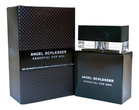 Angel Schlesser Essential Men: туалетная вода 50мл angel schlesser essential edp