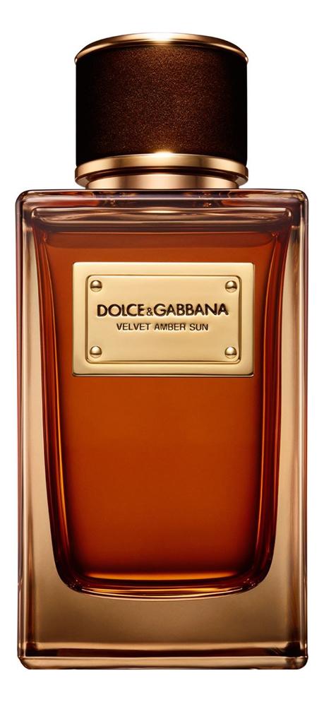 Купить Velvet Amber Sun: парфюмерная вода 2мл, Dolce & Gabbana