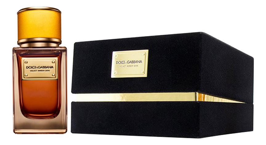 Купить Velvet Amber Skin: парфюмерная вода 50мл, Dolce & Gabbana