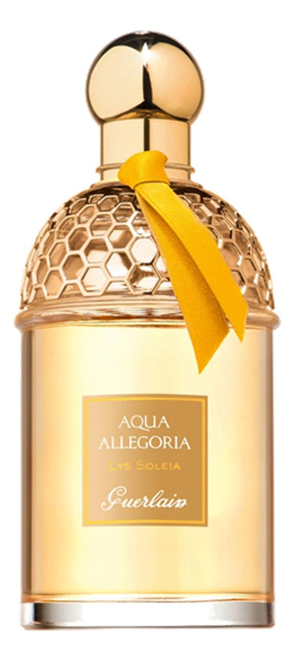 Купить Guerlain Aqua Allegoria Lys Soleia: туалетная вода 125мл тестер