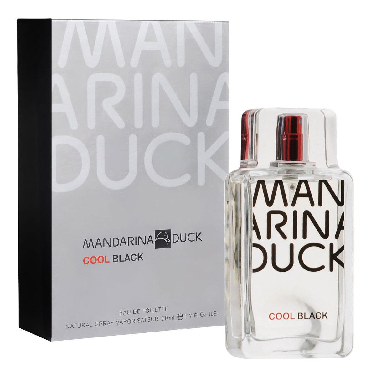 Купить Cool Black: туалетная вода 50мл, Mandarina Duck