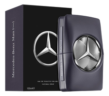 Mercedes-Benz Man Grey