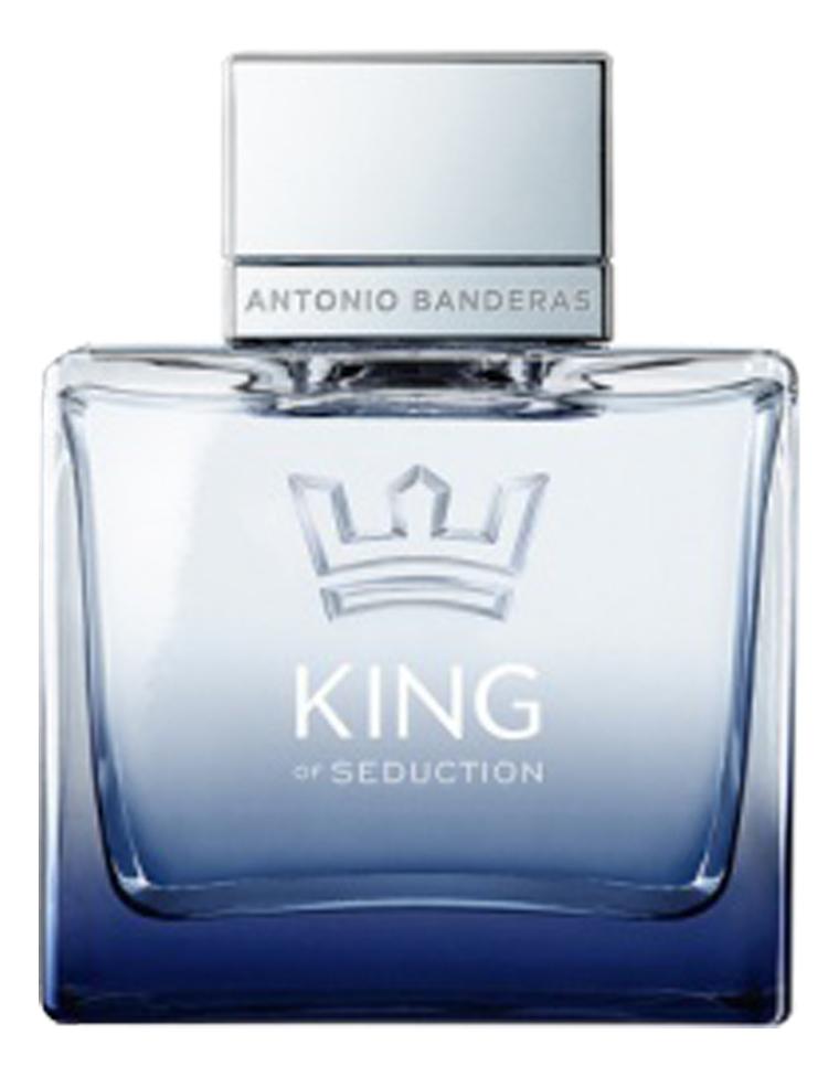 King Of Seduction: туалетная вода 100мл тестер туалетная вода antonio banderas king of seduction absolute 50 мл