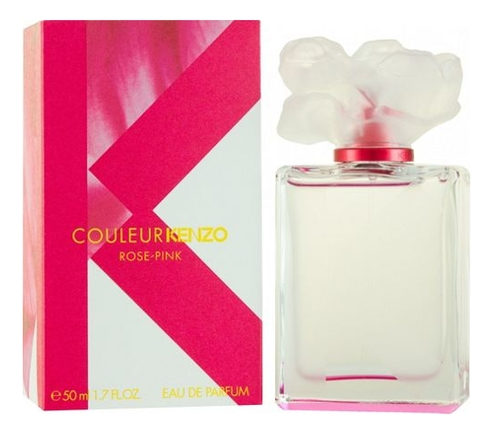 Kenzo Couleur Rose-Pink: парфюмерная вода 50мл