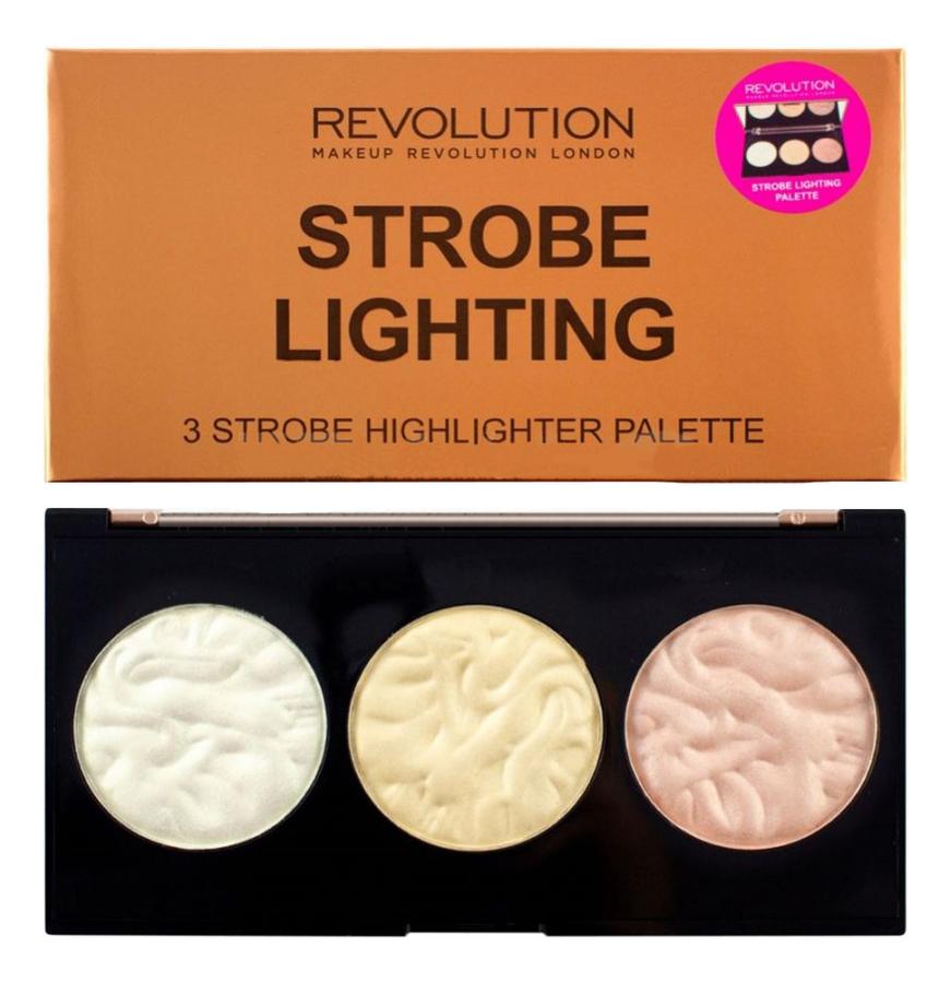Палетка хайлайтеров Highlighter Palette 11,5г: Strobe Lighting недорого