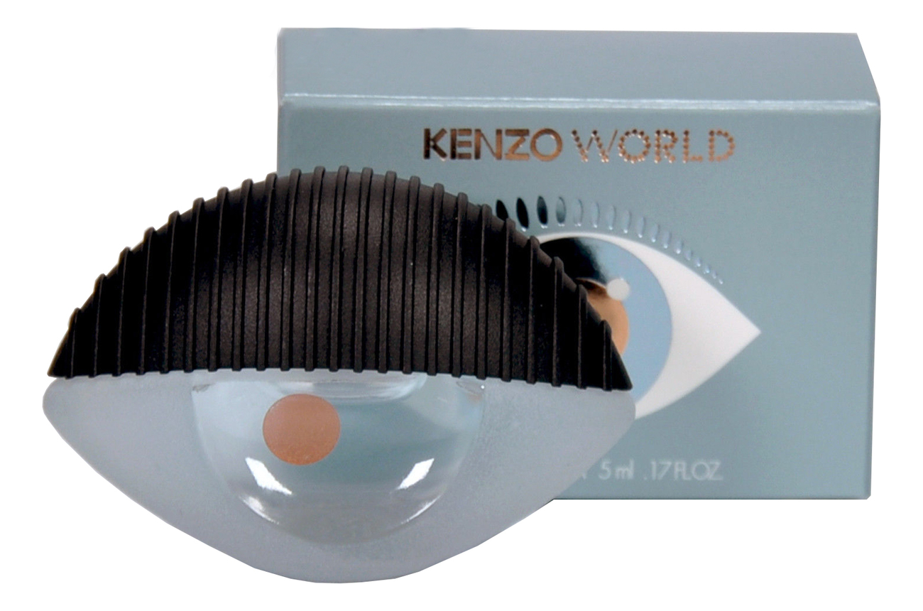 Купить Kenzo World: парфюмерная вода 5мл