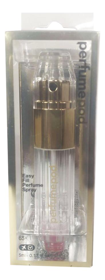 Фото - Атомайзер Perfumepod Crystal Perfume Spray 5мл: Gold атомайзер couture perfume spray 5мл мешочек dorado