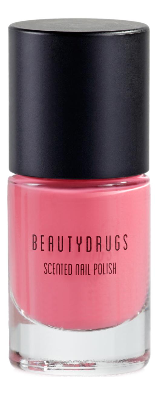 Купить Ароматизированный лак для ногтей Scented Nail Polish 10мл: Rose, Beautydrugs