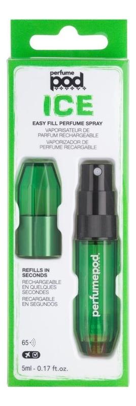 Фото - Атомайзер Perfumepod Ice Perfume Spray 5мл: Green атомайзер couture perfume spray 5мл мешочек dorado