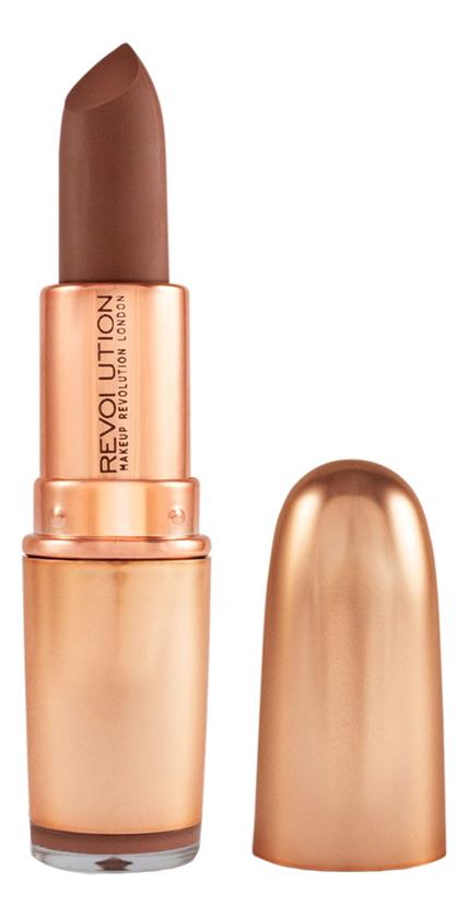 Матовая помада для губ Iconic Matte Nude Revolution Lipstik 3,2г: Inspiration