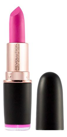 Матовая помада для губ Iconic Matte Revolution Lipstik 3,2г: Best Friend