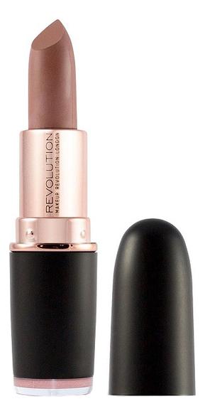 Матовая помада для губ Iconic Matte Revolution Lipstik 3,2г: Chauffeur