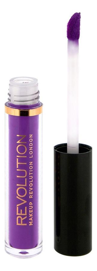 где купить Матовый блеск для губ Salvation Velvet Lip Lacquer 2мл: Depravity дешево