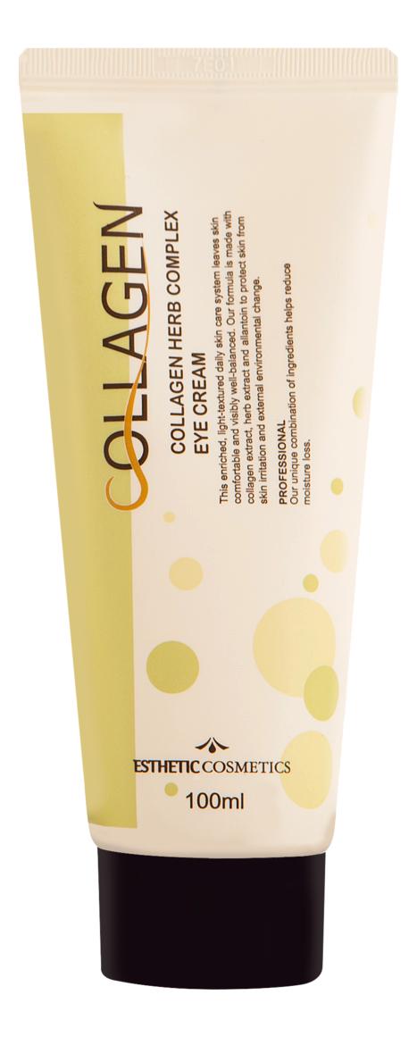 Крем для области вокруг глаз Collagen Herb Complex Eye Cream 100мл крем для лица с коллагеном и растительными экстрактами collagen herb complex cream 180мл