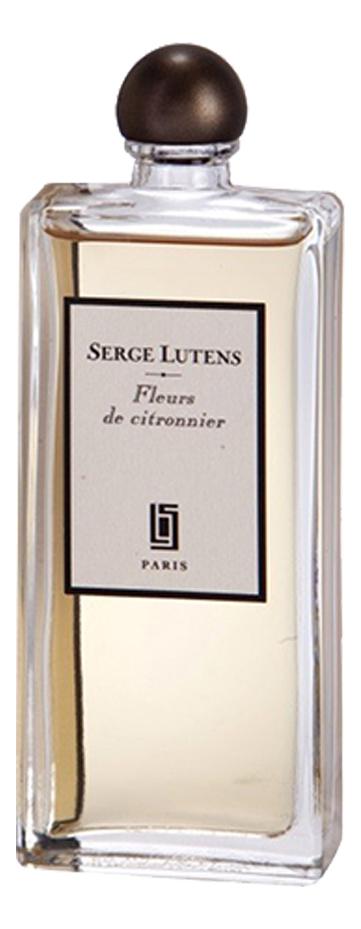 Serge Lutens Fleurs De Citronnier: парфюмерная вода 50мл тестер serge lutens serge noire парфюмерная вода 50мл тестер