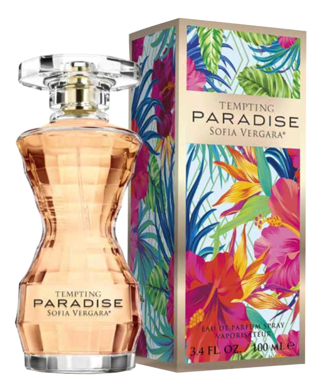 Sofia Vergara Tempting Paradise: парфюмерная вода 100мл недорого