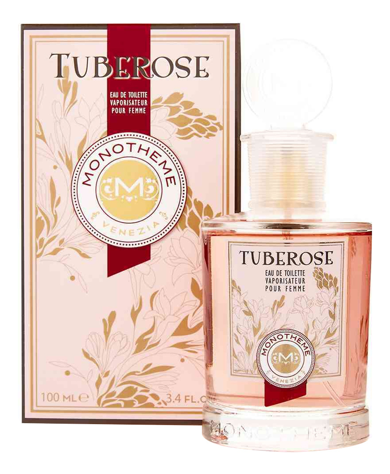 Купить Tuberose: туалетная вода 100мл, Monotheme Fine Fragrances Venezia