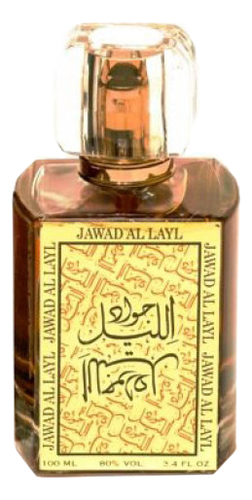 Jawad Al Layl: масляные духи 6мл недорого