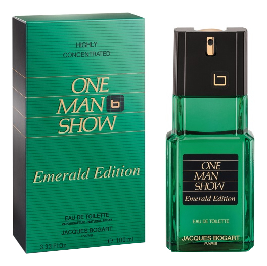 One Man Show Emerald Edition: туалетная вода 100мл one man show туалетная вода 100мл