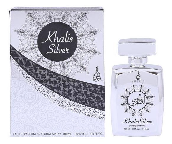 Купить Silver: парфюмерная вода 100мл, Khalis