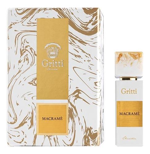 Dr. Gritti Macrame: духи 100мл