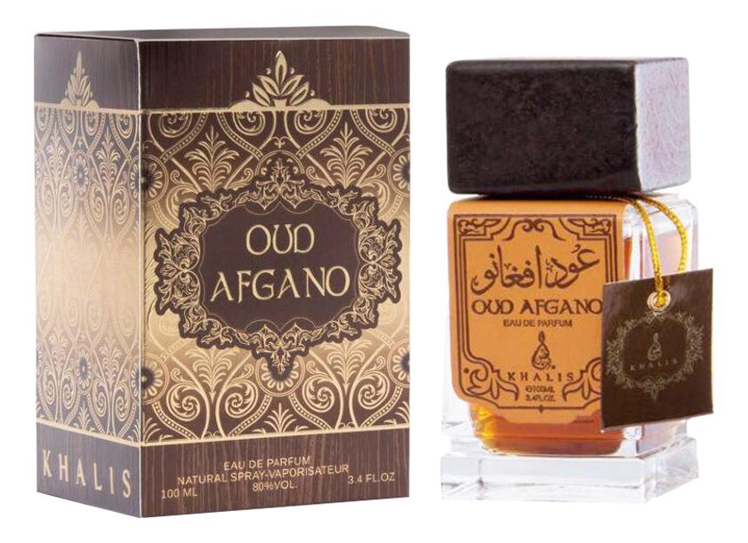 Oud Afgano: парфюмерная вода 100мл недорого