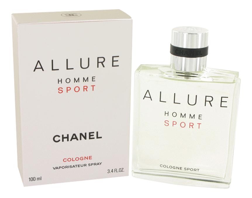 Allure Homme Sport Cologne 2016: туалетная вода 100мл недорого